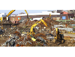 Výkup železného šrotu, barevných kovů, kovového odpadu ve sběrných surovinách