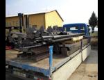 Prodej a dělení hutního materiálu, prodej spojovacího materiálu, technických plynů