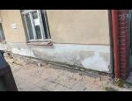 Podřezání zdiva strojní pilou