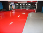 Realizace odolných litých podlah – epoxidové stěrky, pryskyřičné interiérové podlahy