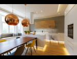 Rekonstrukce interiérů bytů a domů od bouracích prací až po nábytek na míru