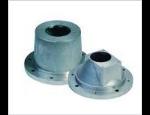 Hydraulické komponenty, držáky čerpadel, tlumící prvky, nádrže a chladiče