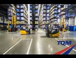 Logistické a skladovací služby, outsourcing podnikové logistiky, celní deklarace