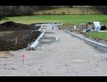 Dopravní stavby, výstavba a rekonstrukce silnic, chodníků, parkovišť, odstavných ploch
