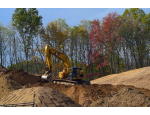 Zemní a výkopové práce, výkopy základů staveb, inženýrských sítí, terénní úpravy