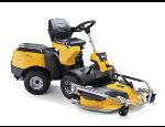 Spolehlivá zahradní technika – sekačky na trávu, traktory, ridery, křovinořezy, drtiče