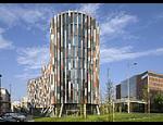 Betonové modulární prvky pro průmyslovou výstavbu