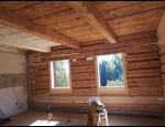 Pískování dřeva