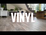 Výběr vinylových podlahovin v podlahovém studiu i v e-shopu, vinylové podlahy a schody