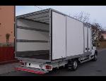 Nástavby a vestavby na nákladní automobily – skříňové, spací, odtahové, sklápěcí