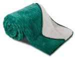 Hebké a hřejivé mikroflanelové deky v široké škále barev a dekorů