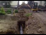 Zemní, výkopové, bourací a stavební práce v Zlínském kraji