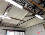 Izolace a hydroizolace základů staveb, podlah, průmyslové izolace nádrží a střech