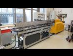 Laboratorní zařízení, vytlačovací linky a nástroje pro plastové výrobky