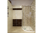 Rekonstrukce koupelen, přestavba bytového jádra, nová koupelna na klíč