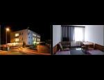 Komfortní ubytování v penzionu v Tišnově, společenský sál pro pořádání akcí