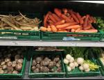 Prodej čerstvé sezónní zeleniny a ovoce v Zelené zahradě Znojmo