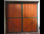 Výroba stájových oken a vrat posuvných, pantových včetně zateplení