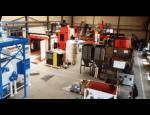 Tryskací zařízení pro automobilový průmysl