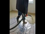 Anhydritové lité podlahy s vysokou tepelnou vodivostí, rychlou aplikací