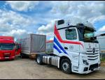 Mezinárodní nákladní autodoprava, přeprava nebezpečných nákladů v režimu ADR