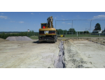 Výkopové a zemní práce, výkopy základů staveb, bazénů, septiků, odvoz zeminy