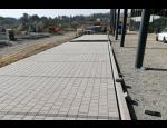 Výstavba a rekonstrukce pozemních komunikací – parkoviště, chodníky