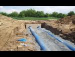 Výstavba vodohospodářských staveb a inženýrských sítí – vodovody, kanalizace