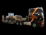 Pneuservis nákladních vozidel, kamionů, opravy poškozených pneumatik