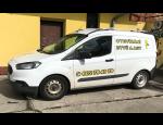 Zámečnické služby, zámečnická pohotovost při otevírání dveří automobilů