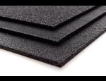 Odolné a tlumicí pryžové desky pro průmysl i stavebnictví