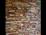 Zpracování přírodního kamene - ruly, výroba kamenných obkladů a dlažby