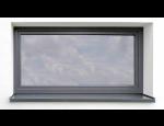 Dřevohliníková okna se skvělou tepelnou a protihlukovou izolací