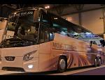 Pronájem luxusních autobusů sportovním klubům, orchestrům