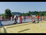 Izolační desky z PUR/PIR pěny s vysokou tepelnou i zvukovou izolací