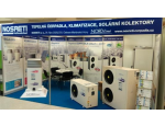 Klimatizace a vytápění, tepelná čerpadla, solární kolektory