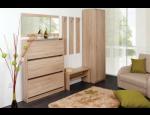 Předsíňový a kancelářský nábytek, židle, výprodej nábytku