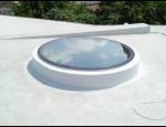 Fóliové hydroizolace plochých střech, bazénů, jezírek, teras a balkonů, zemní izolace