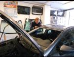 V�m�na autoskel zdarma z pojistky, mont� st�e�n�ch oken WEBASTO