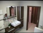 Koupelny a dětské pokoje