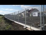 Příslušenství k plotům - sloupky, panely, brány i podhrabové desky