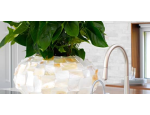 N�doby a obaly na kv�tin��e pro p�stov�n� hydroponick�ch rostlin