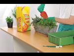 Substr�t Seramis pro zdrav� a �ist� hydroponick� p�stov�n� rostlin