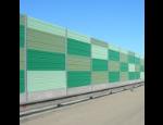 Silniční a železniční protihlukové panely
