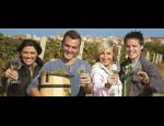 Vinařská turistika a ubytování v rodinném penzionu na jižní Moravě