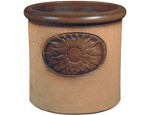 Zahradní keramické květináče, vázy, truhlíky, amfory – výroba, prodej