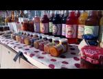 Domácí poctivé ovocné marmelády z borůvek, jahod, pomerančů, meruněk, šípků