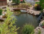 Osvěžení zahrady pomocí vodních prvků - jezírek, kaskád, vodotrysků