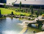 Vodní prvky od společnosti zahradní centrum Morávkovo ASTRA LEDNICE