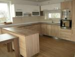 Kompletní realizace kvalitních kuchyní na míru od firmy Trunkát Interier ze Zlína